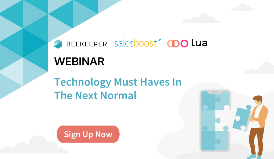 Beekeeper Webinar to Showcase Some Technology Must-Haves of the Next Normal
