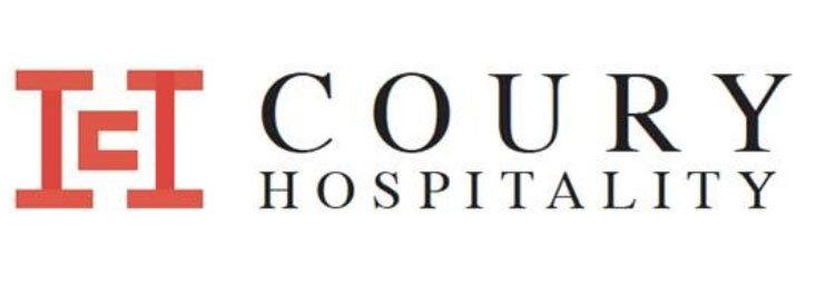 coury hospitality logo